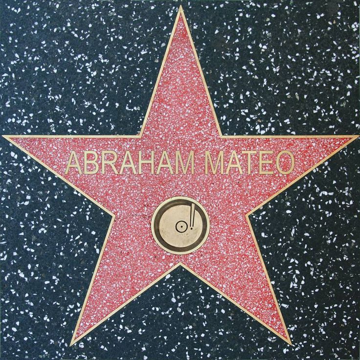 ¡ ABRAHAM MATEO !