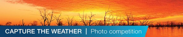 Photo Competetion - 2016 Australian Weather Calendar