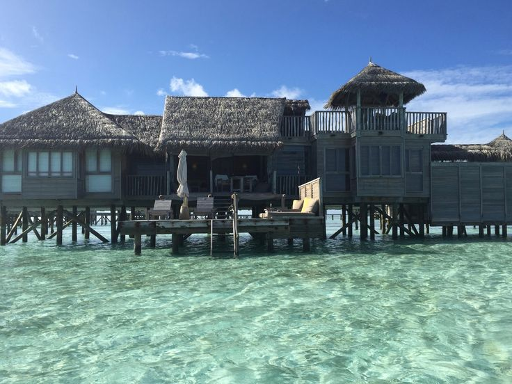The Best Hotel in the Maldives