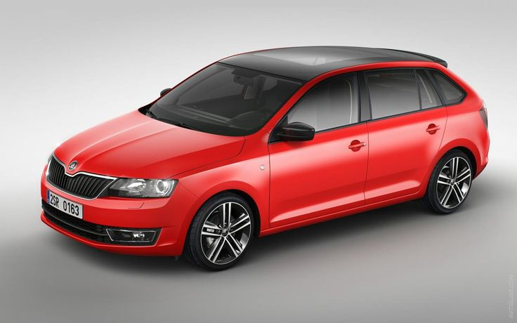 #Skoda #Rapid Spaceback