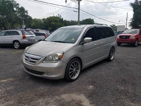 2006 Honda Odyssey for sale at Patriot Auto Sales in Jacksonville FL