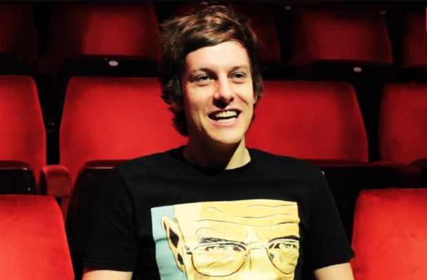 Chris Ramsey / stand up comedy