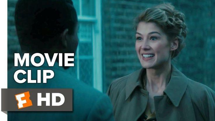A United Kingdom Movie CLIP – I Am His Heir (2017) – Rosamund Pike Movie