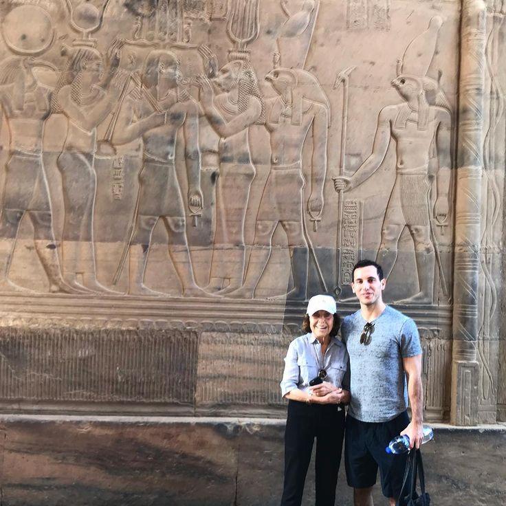 Tomb raiders  #nanny #egypt