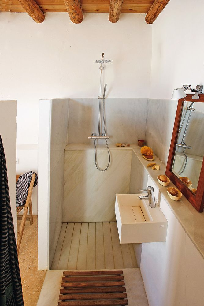 M s de 10 ideas incre bles sobre duchas de m rmol en for Marmol para ducha