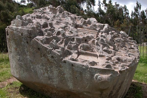Another of peru s greatest anomalies the mysterious site