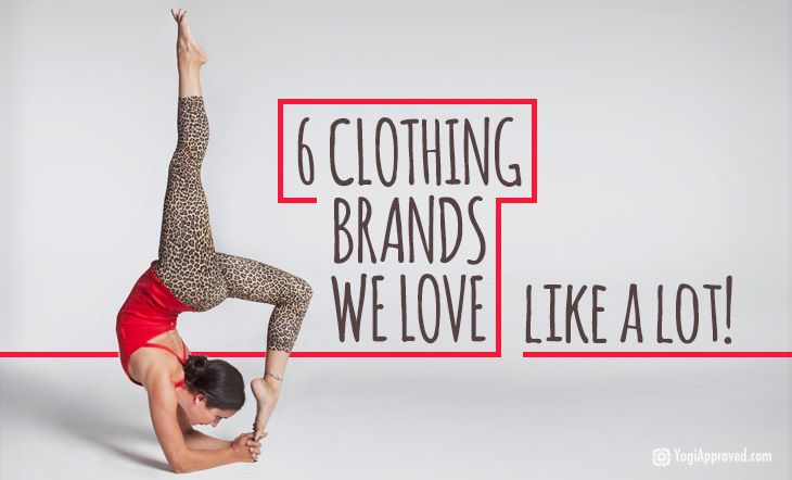 Just because you wear yoga clothes for function or comfort does not mean that you have to blend in with the crowd. This summer, choose yoga clothing that m