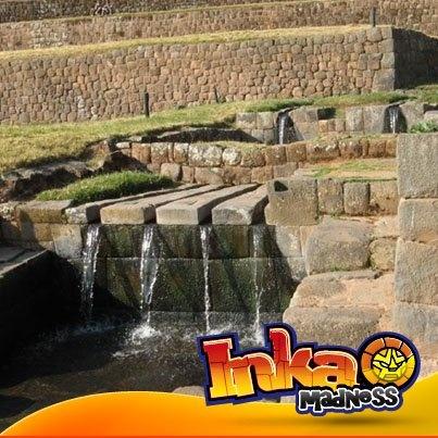 YACHAQAY: Tipón, ciudad de hermosos recintos reales y admirables fuentes de agua, constituye otro de los más importantes complejos arquitectónicos que se encuentran en el #Cusco #peru #games #inkamadness