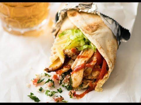 Homemade Chicken Doner Kebab   RecipeTin Eats