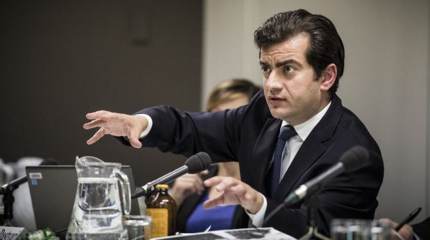 "Labor senator Sam Dastyari claims 10 companies have taken control of Australian politics - Labor senator Sam Dastyari has warned there is something ""fundamentally wrong and rotten"" with Australia's entire political system, claiming there are 10 huge companies with so much power and influence they have killed proper democratic process at the federal level in this country."