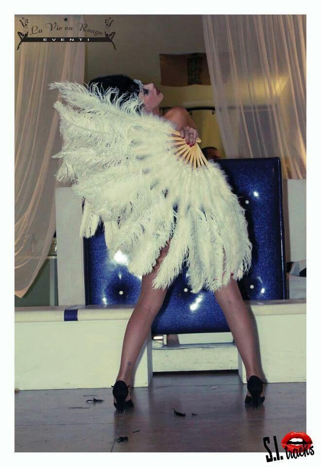 Spettacolo Burlesque night Info spettacoli lavieenrougeeventi@gmail.com