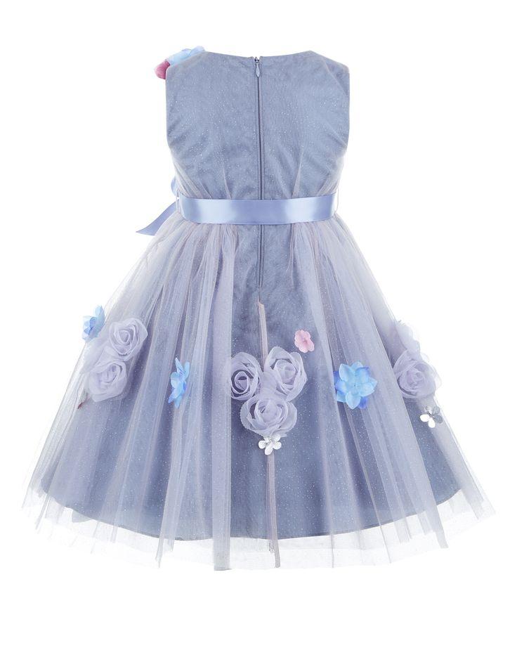 Athia Dress | Purple | Monsoon
