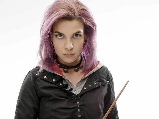 Nymphadora Tonks: You are enthusiastic, eccentric and able to make friends easily. Loyalty is extremely important to you. You are brave and someone others can rely on. Your appearance often bores you so you like to change up your appearance often. The desire to cause a little trouble and your selfless attitude has helped you to defend those you love. You tend to be a tad clumsy, but you're always able to laugh it off.
