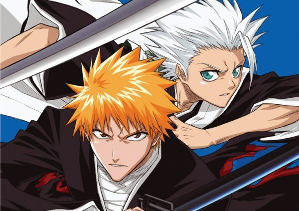 Madman Sets 'Bleach' Shinigami Anime DVD Collections