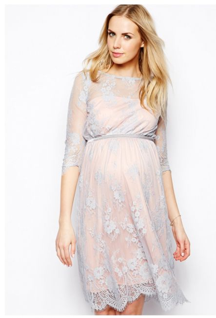 Gorgeous dresses for pregnant wedding guests | BabyCentre Blog