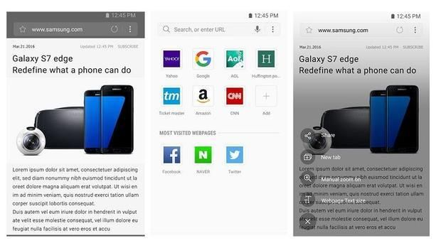 Samsung has launched its own Android web browser app in the Google Play Store, bringing it to phones from other manufacturers. The previously Galaxy-exclusive app is based on the same core as Google Chrome and comes with privacy-focused features.