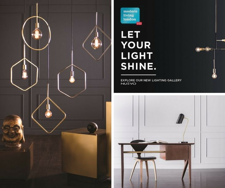Our NUEVO lighting gallery is now open. Save up to 20% on NUEVO until February 28.