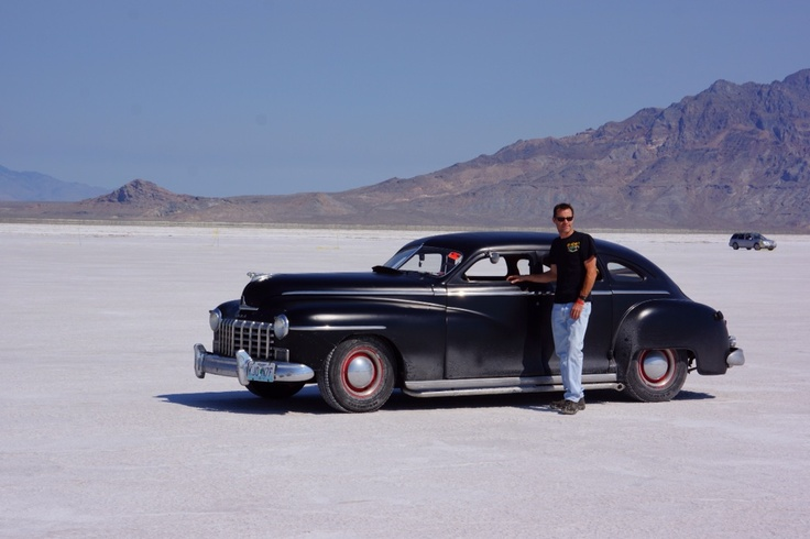 Bonneville Speed Week 2012: Speed Week, Sports Production, Week 2012