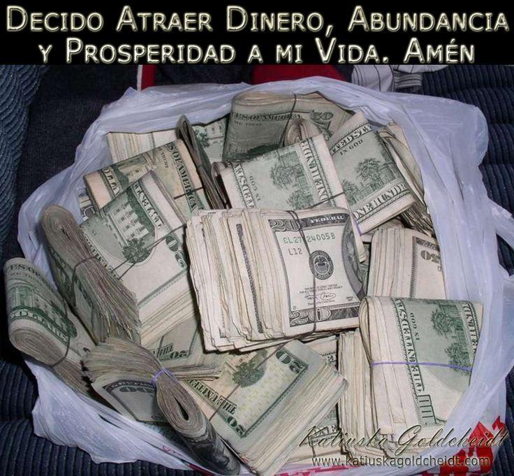 Afirma elijo ser un im n para atraer dinero a mi vida sigue - Atraer dinero ...