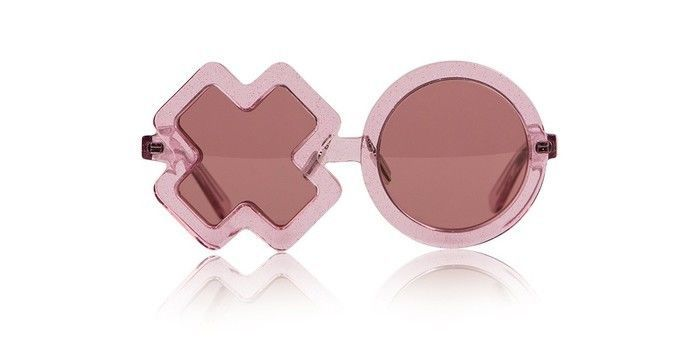 Sons & Daughters XO Sunglasses PInk