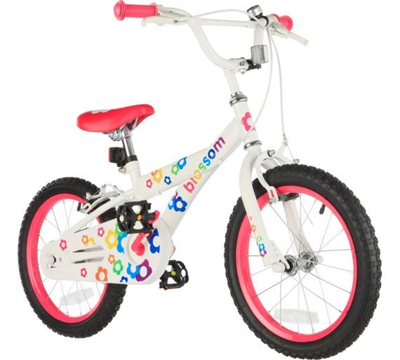Buy Blossom 16 Inch Bike - Girls' at Argos.co.uk - Your Online Shop for Children's bikes, Wheeled toys, Outdoor toys, Toys.