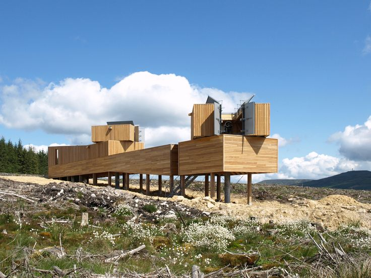 Gallery of Kielder Observatory / Charles Barclay Architects - 1