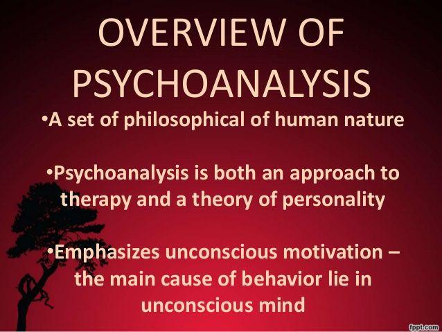 Ppt Psychoanalytic Theory Sigmund Freud