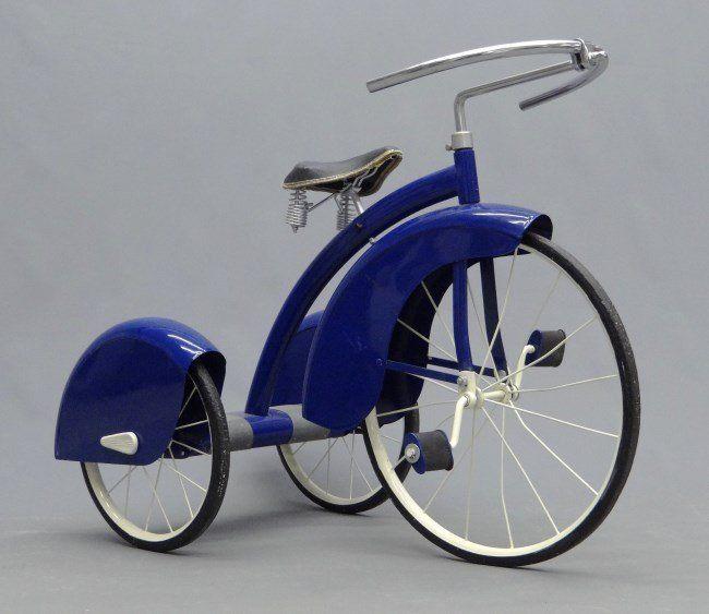 Art Deco Tricycle