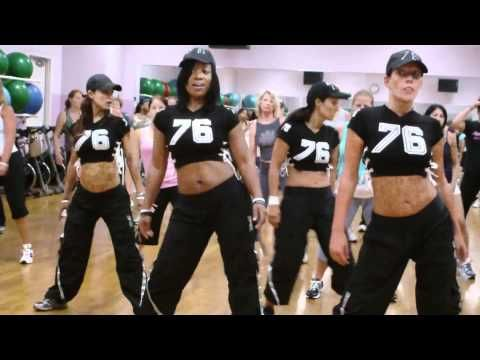 Zumba Fitness Sweat Choreography - YouTube