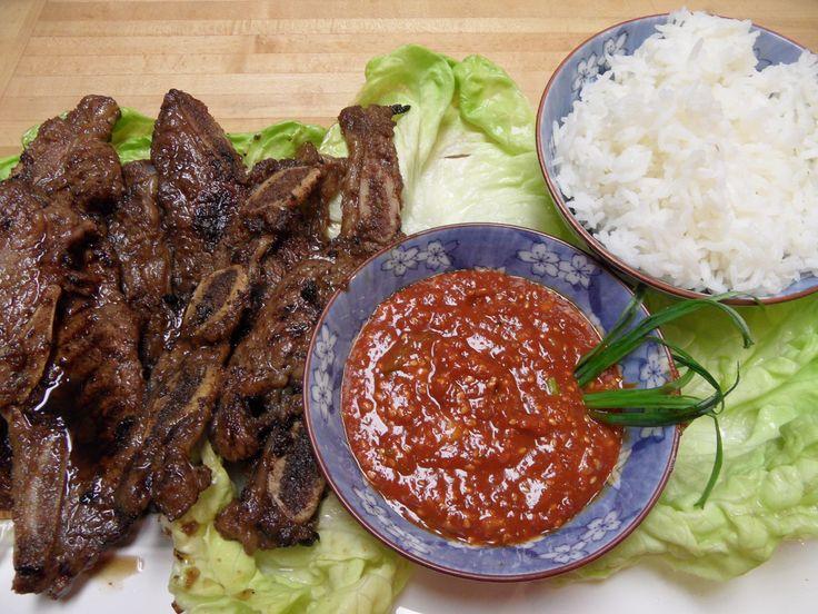 Best 25+ Kalbi beef ideas on Pinterest | Korean kalbi beef ...