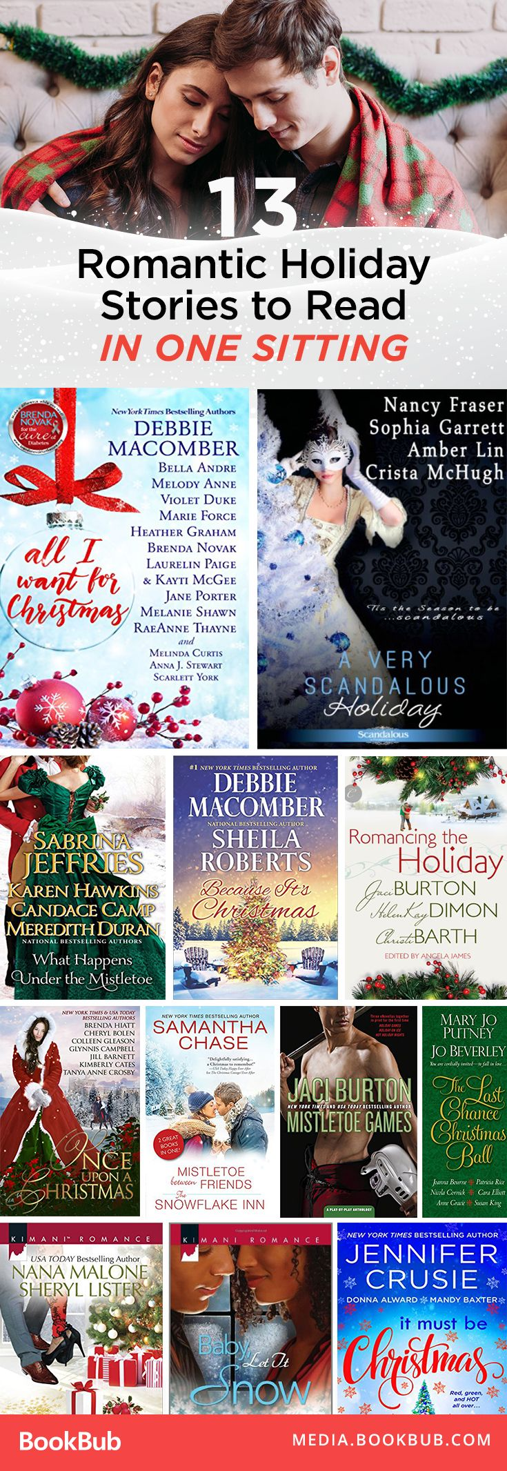 13 Christmas Romances You Can Read In One Sitting