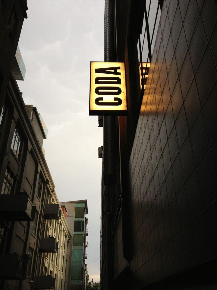 Coda Bar & Restaurant