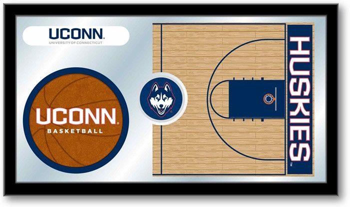 UConn Huskies Basketball Team Sports Mirror - SportsFansPlus