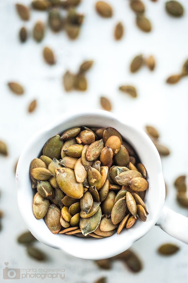 Tamari Pumpkin Seeds recipe. A crunchy snack easy to store and tote