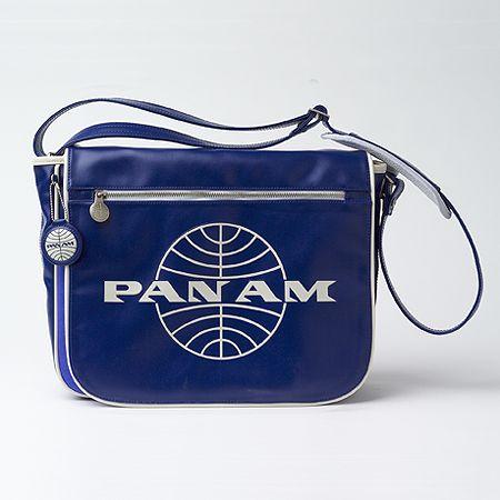 pan am bag messenger - Google Search