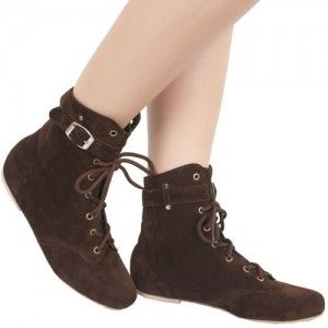 Sepatu Boots Nerissa Cokelat IDR230.000 SKU Muthia 54103 Size 36-40  Hubungi Customer Service kami untuk pemesanan : Phone / Whatsapp : 089624618831 Line: Slightshoes Email : order@slightshop.com