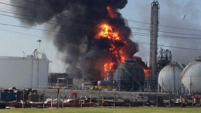 Louisiana Chemical Plant Hasn't Been Inspected By OSHA In Two Decades
