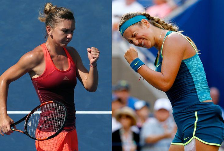 **LIVE TEXT** Simona Halep - Victoria Azarenka, nu înainte de ora 19:30, în sferturile de finală de la US Open
