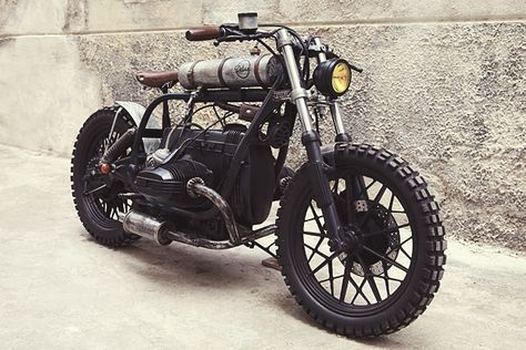 'Mad Max' BMW R65 – Delux Motorcycles