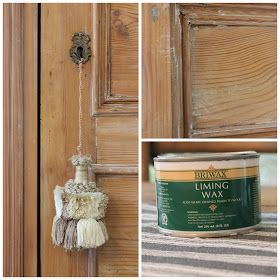 DIY: How to Get an English Antique Finish With Liming Wax ...