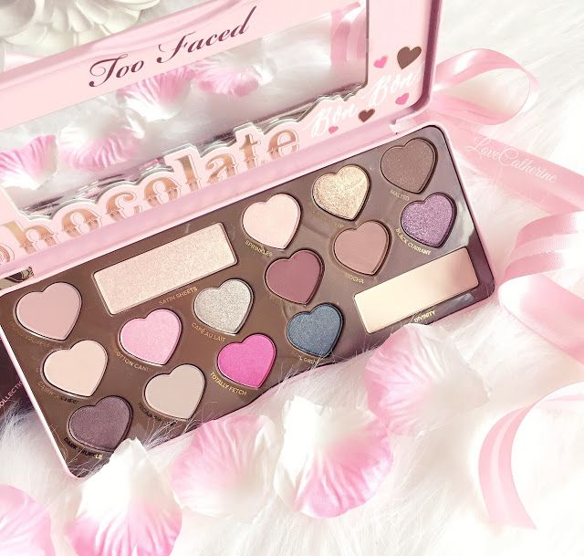 Too Faced Chocolate Bon Bons Eyeshadow Palette  lovecatherine.co.uk Instagram catherine.mw xo