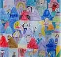 Multicultural Art and Craft Lessons,  crafts for cultural awareness, crafts and art from around the world