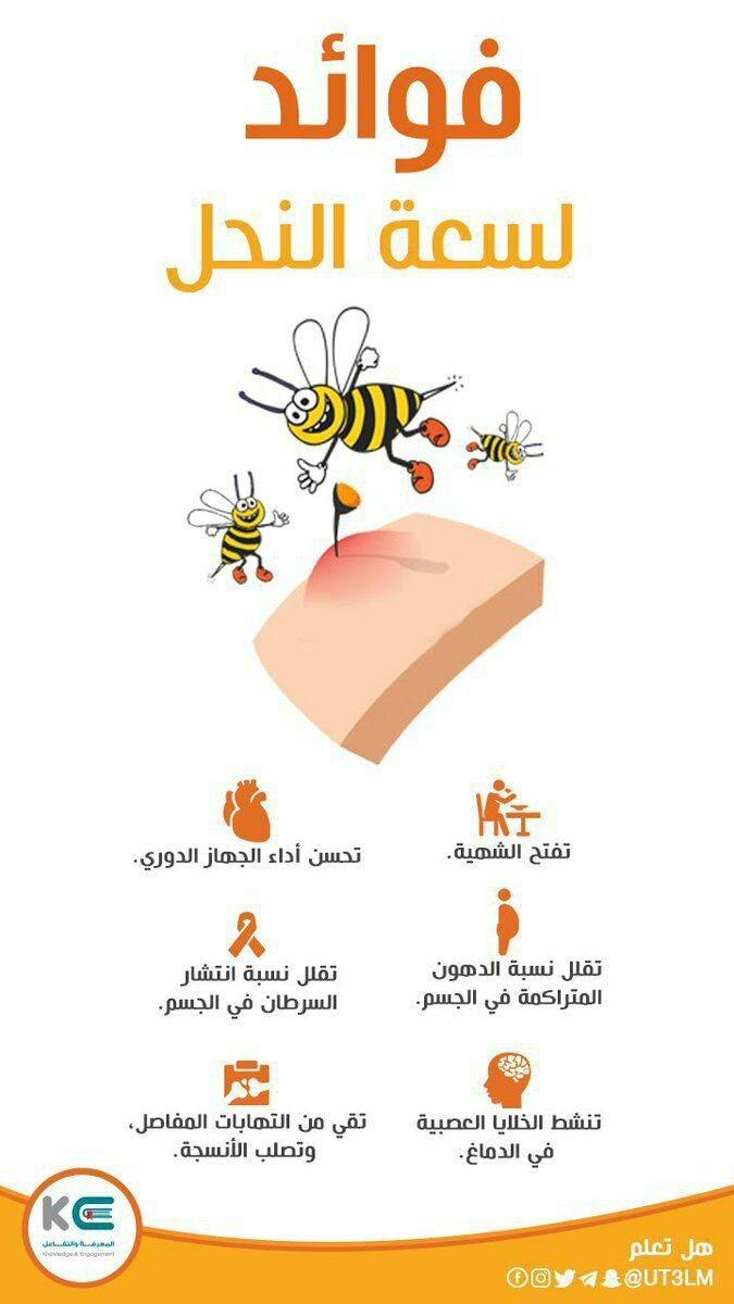 لسعة النحل