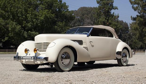 1937 Cord 812 S/C Phaeton