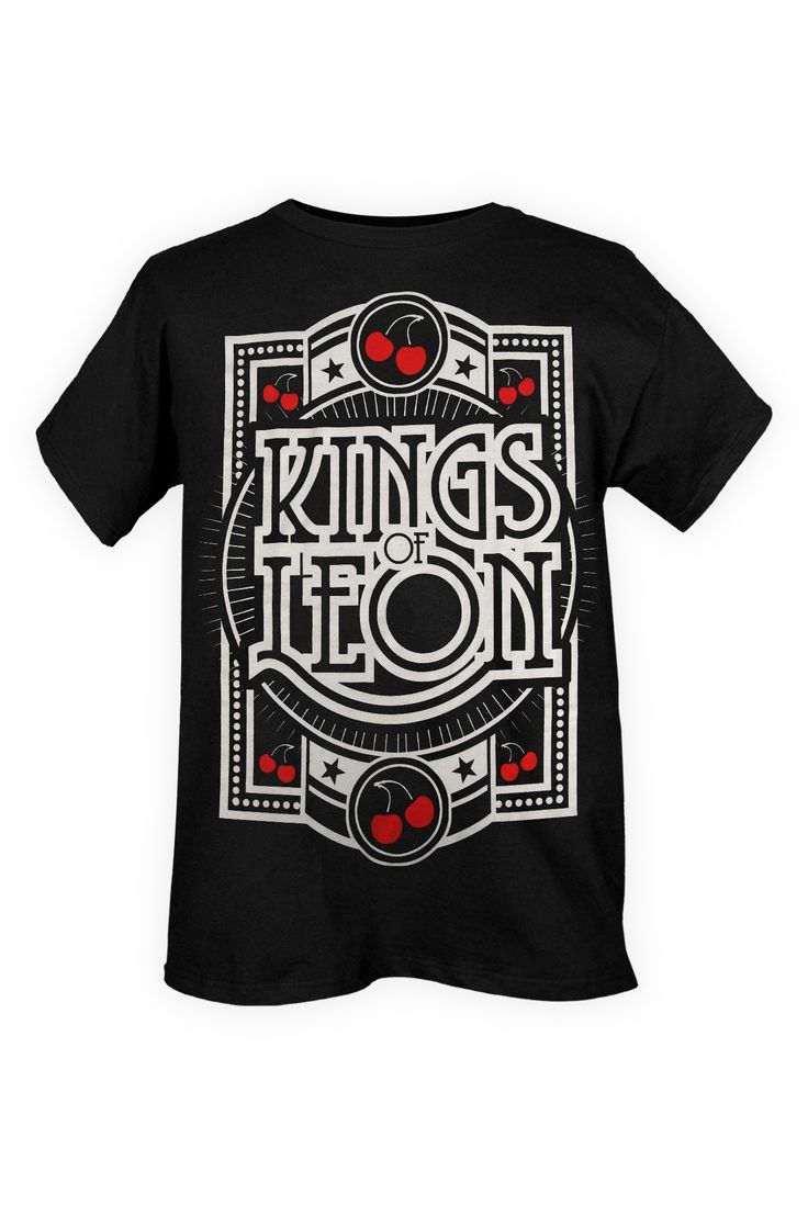 kings of leon merch