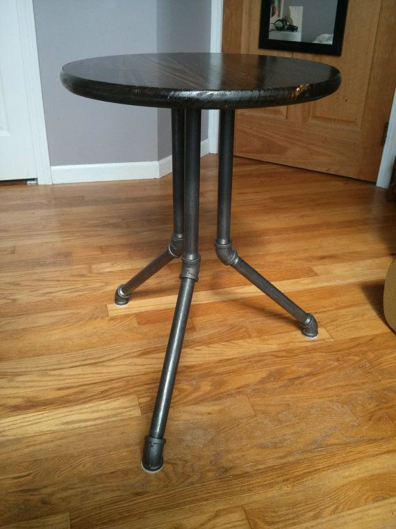 1000 ideas about table bases on pinterest vintage for Diy galvanized pipe table