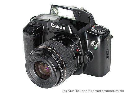 Canon: EOS 1000FN (EOS 1000 S / EOS Rebel SII) QD camera