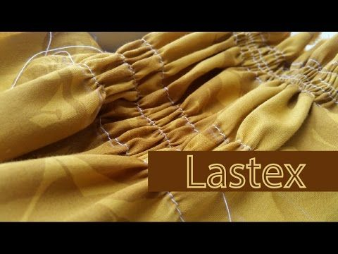 Esse tutorial ensina como costurar com lastex, que é uma linha elástica. Para quem quiser começar e elevar o nível na modelagem plana do vestuário, conheça: ...