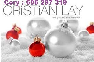 Cory Cristian Lay: Ofertas Navidad 2015 Cristian Lay España