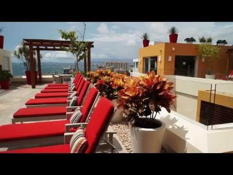 Puerto Vallarta Vacation Condo Rental V177 #401 Video Production - YouTube